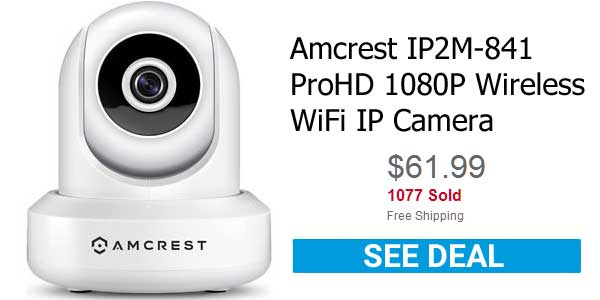 Amcrest Wireless Camera