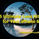 iPhone 6 lens kits